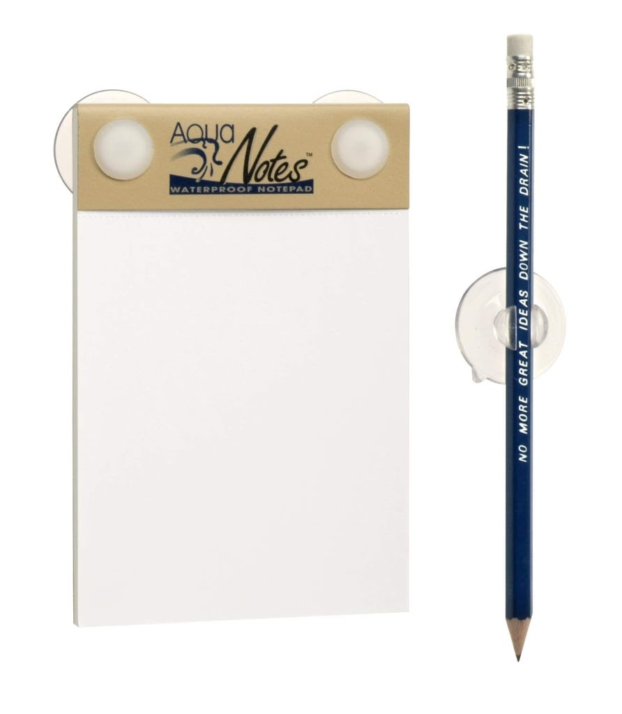 Best gift for writers: waterproof notepad